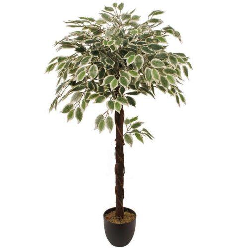 Ficus artificial globular variegat 120cm original