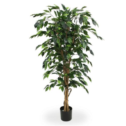 Ficus artificial premium trunchi natural 150cm