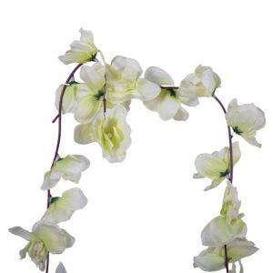 Ghirlanda Orhidee 36 verde deschis det